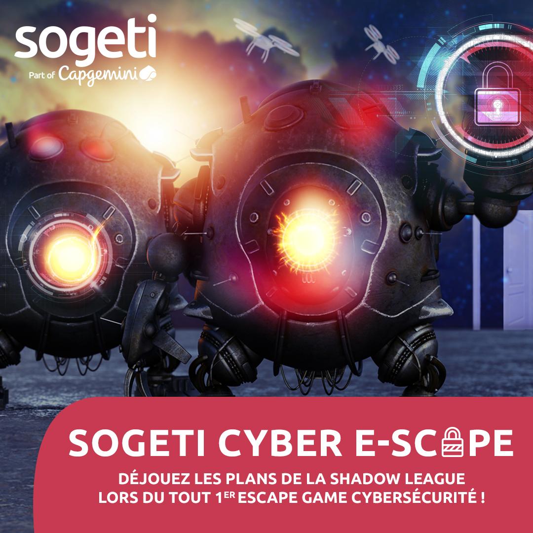 CTFtime org / Sogeti Cyber e-Scape